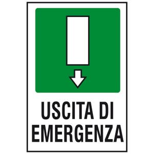 Uscita emergenza