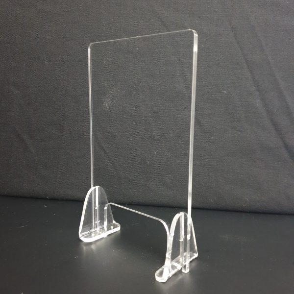 Divisorio protettivo in plexiglass 50×80
